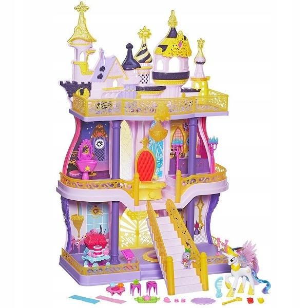 MY LITTLE PONY LOCK CANTERLOT B1373 Hasbro