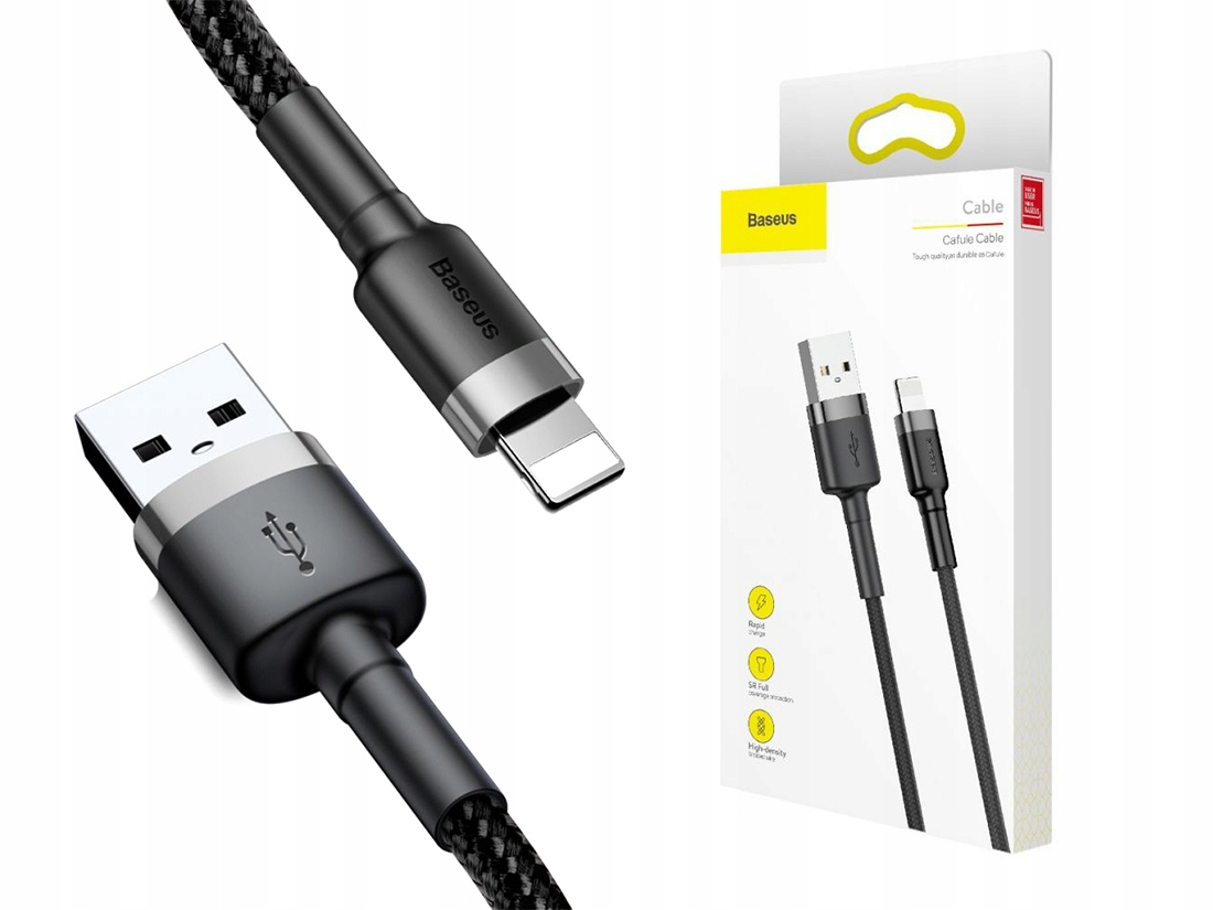 Baseus Kabel Lightning 100CM - Apple Iphone/ipad