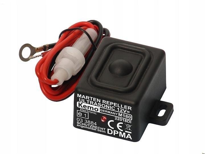 KEMO M180 автомобильный отпугиватель кен 12V IP 65