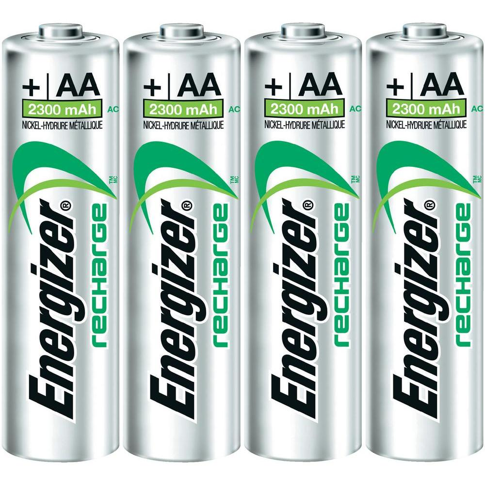 4x AKUMULATORKI baterie ENERGIZER R6 AA 2300 mAh Marka Energizer