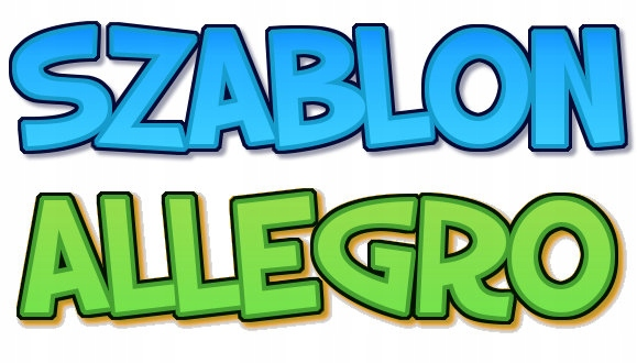 Nowy Indywidualny Szablon Aukcji Allegro 2019 Sklep Komputerowy Allegro Pl