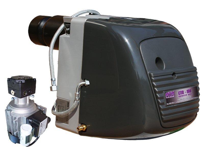 Горелка MULTI OIL CTB180 80-220 кВт Код продукта ctb180