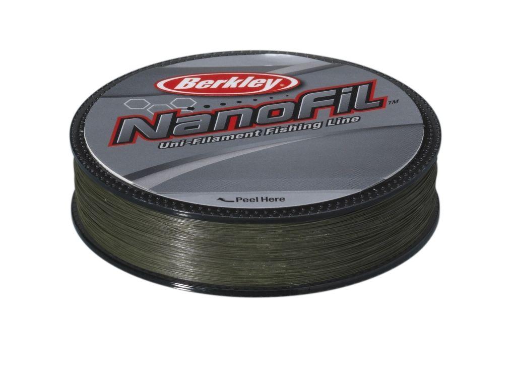 ZELENÁ 270M BERKLEY NANOFIL 0,15 MM - ZELENÁ