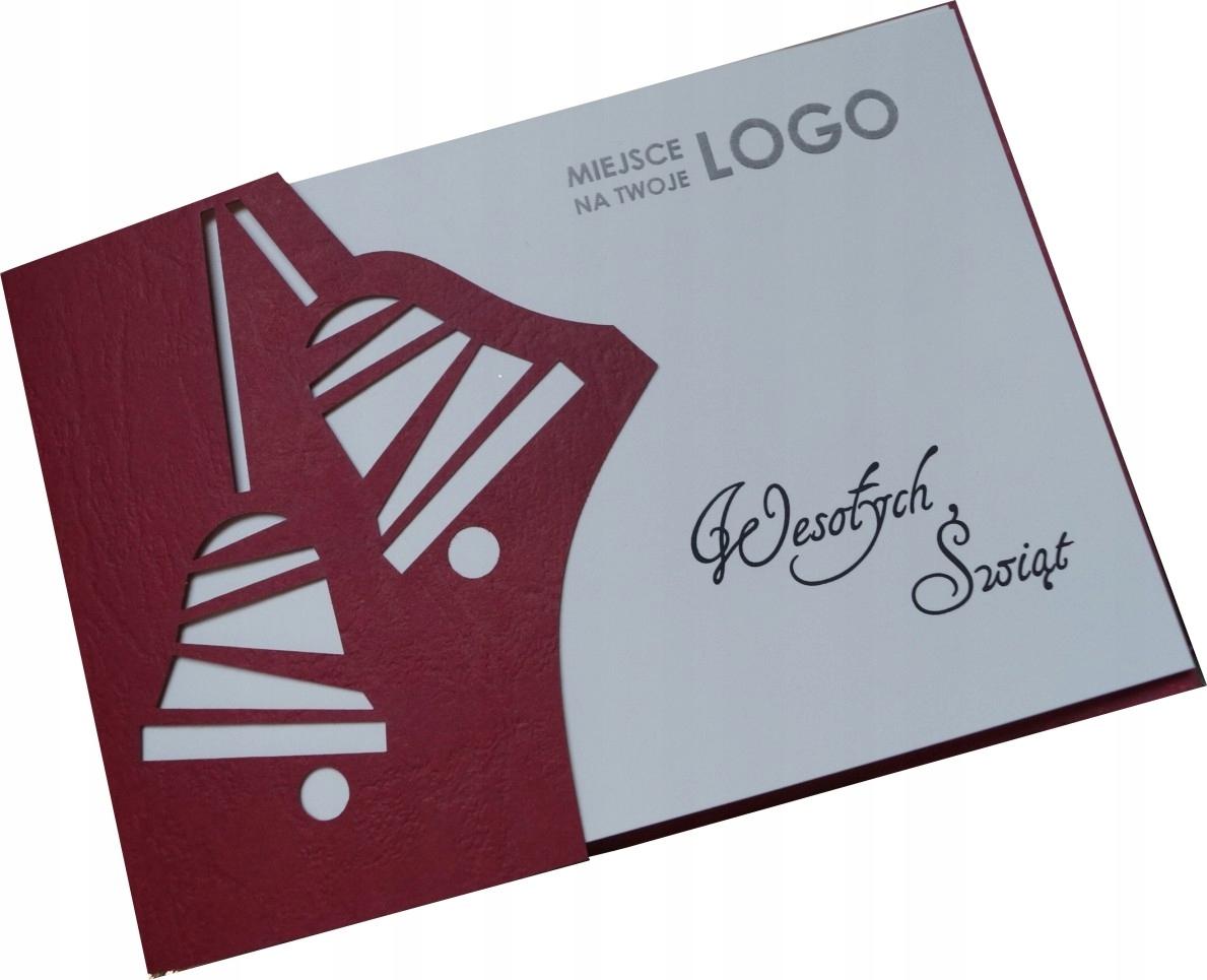 Magfajz - K40 Vianočné karty Spoločnosť Logo 24h