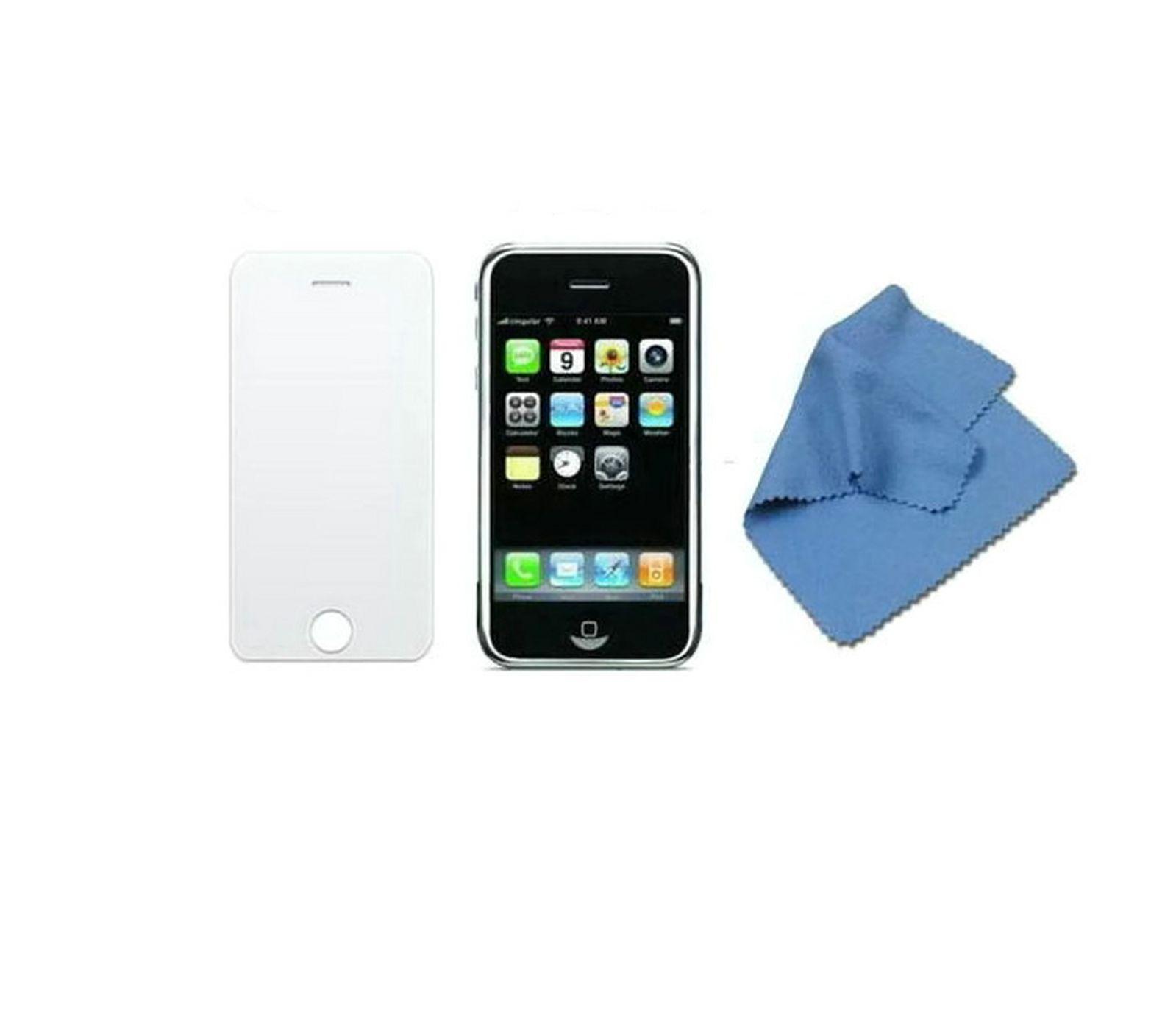Fólia iPhone LCD Touch Polykarbonát Ochranné
