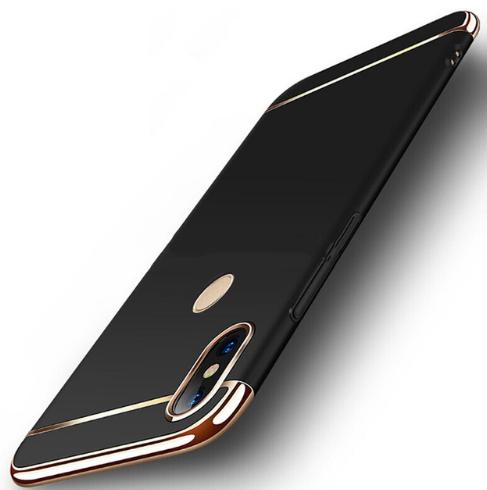 Etui Premium 3W1 Armor Do Xiaomi MI A2 6X + Szkło