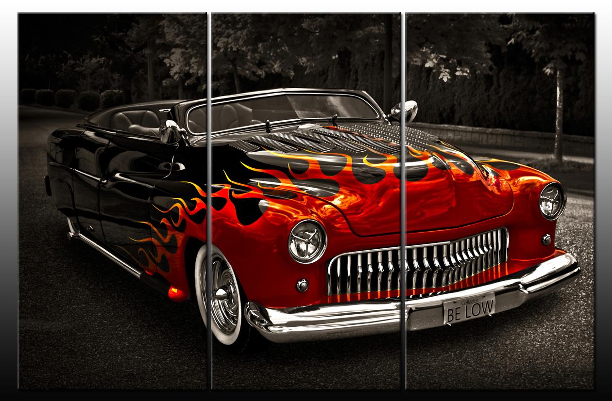 Auto Image Car Mercury Retro 1949