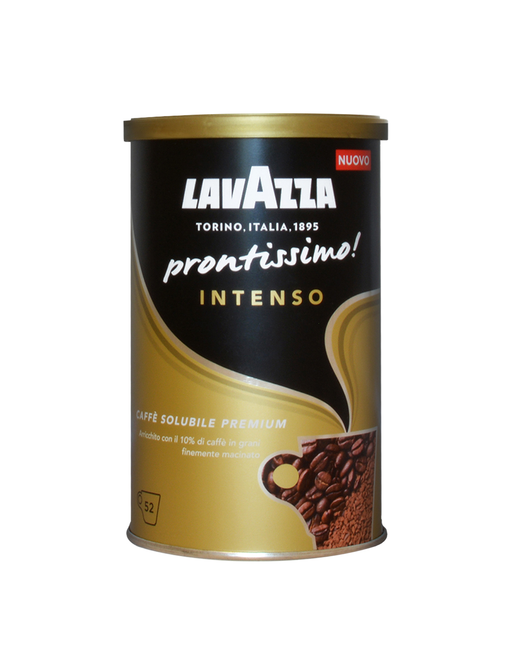 Растворимый кофе LAVAZZA PRONTISSIMO INTENSO 95г