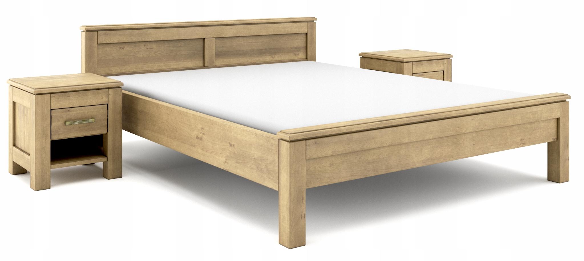 Posteľ Retro 200x200 manželskou posteľou pre roky