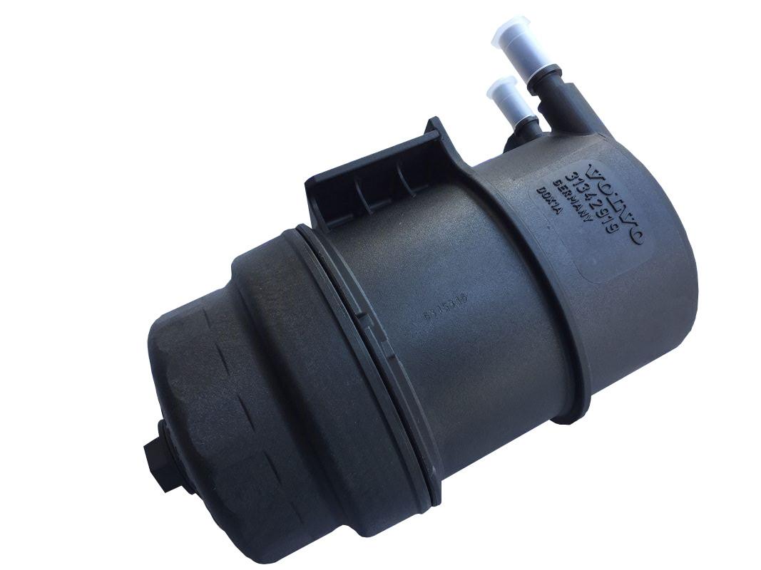 volvo c30 s40 v40 v50 c70 корпус фильтра топлива oe