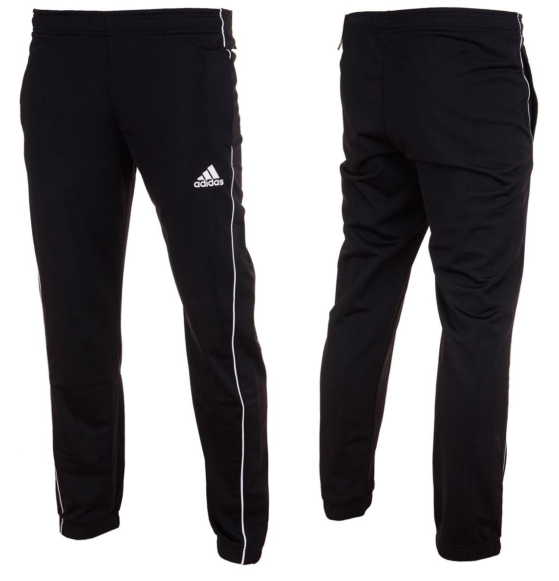 Dres kompletny Adidas meski spodnie bluza Core 18 CV3959 CV3753