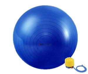 Gymnastic Ball s ABS Fitness 65 + Čerpadlo