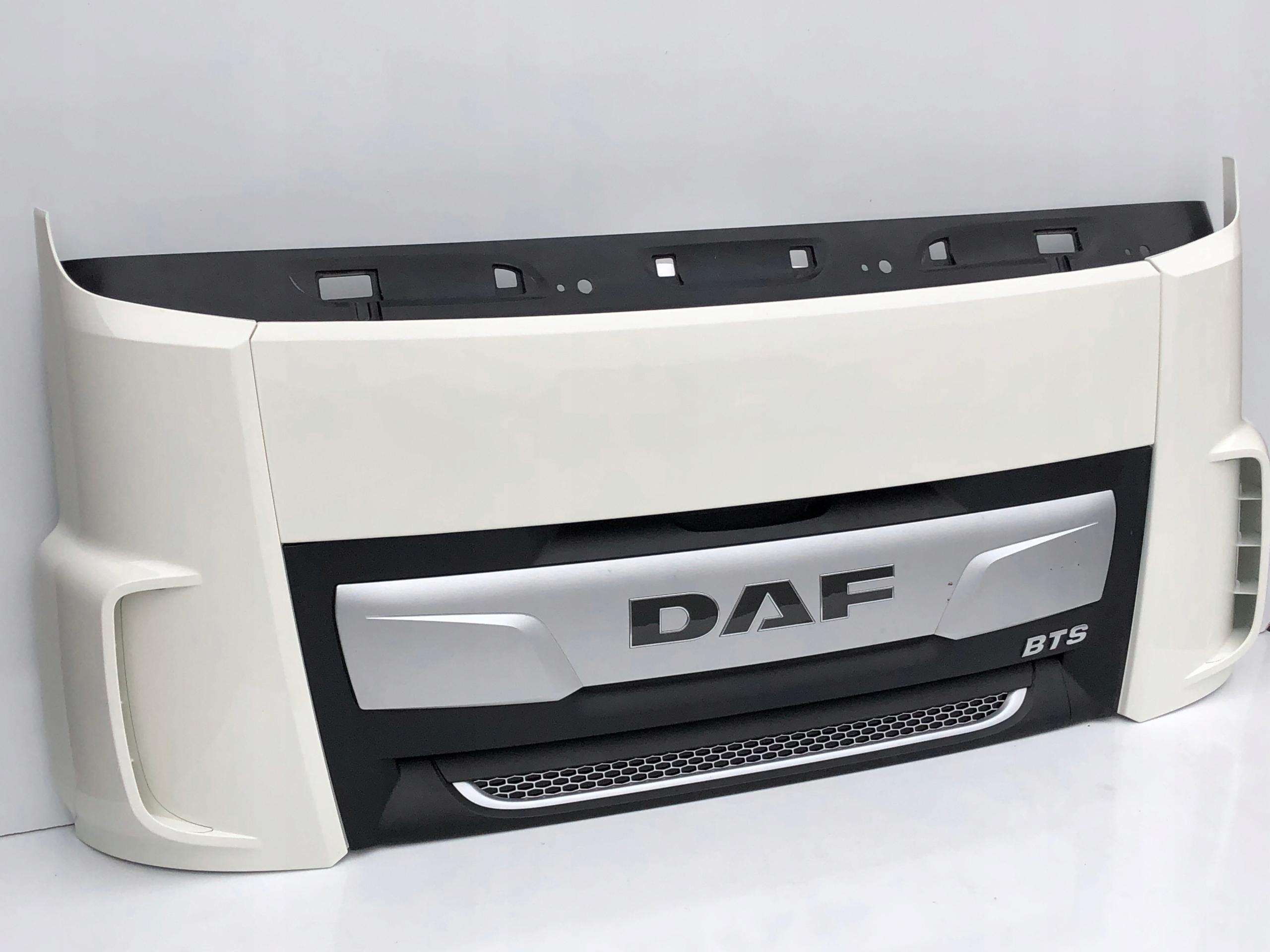 DAF XF 106 EURO6 LIFT ATRAPA GRILL OWIEWKA OKULAR 7