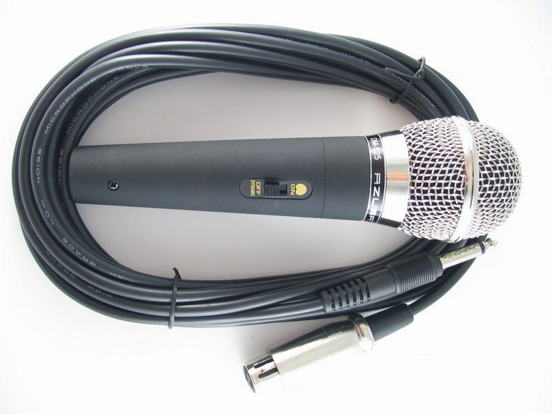 Dynamic Vocal AZUSA DM 525 CASE + WIRE