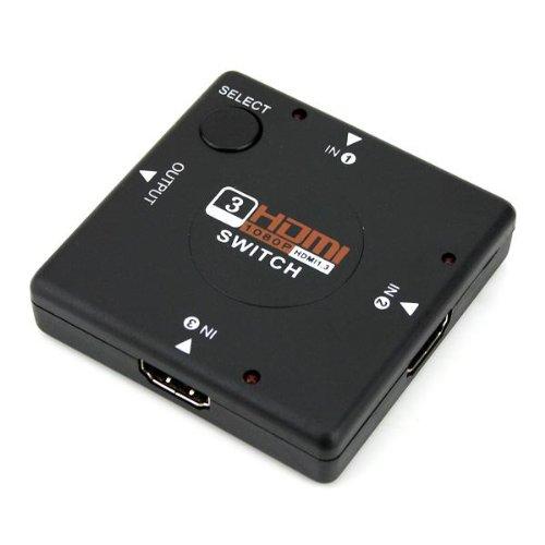Distribútor HDMI pre 3 strana Automat Switcher HD