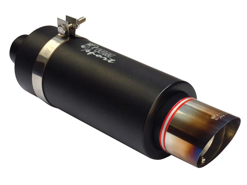 глушитель спортивный mugen бас вм silencer 90mm