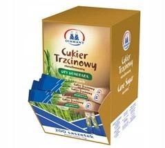 Сахар Тростниковый DryDemerara в пакетиках 200x5g