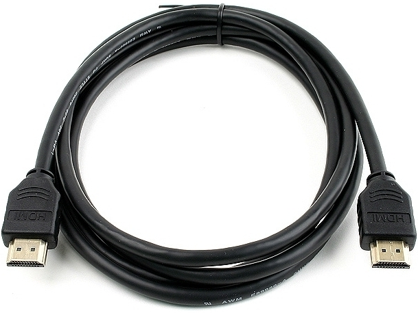 Item HDMI cable to HDTV for Nintendo Wii U Full HD 3m