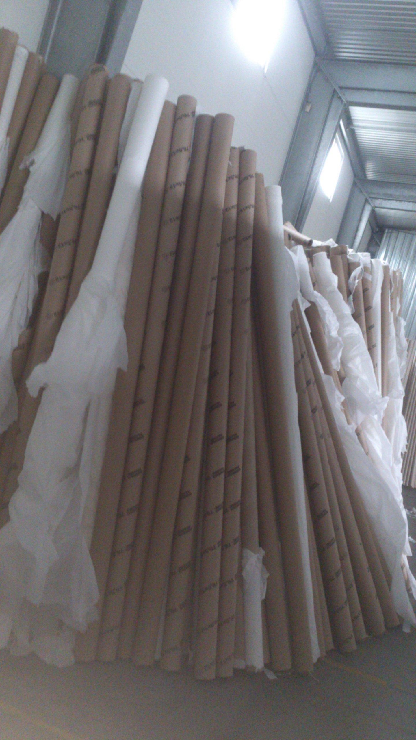 Tuleje, gilzy, bobiny papierowe po celulozie