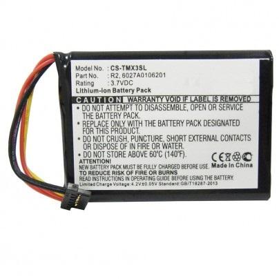 Batéria GPS115 TomTom 4CT50 4CS03 GO 2435 GO2535TM
