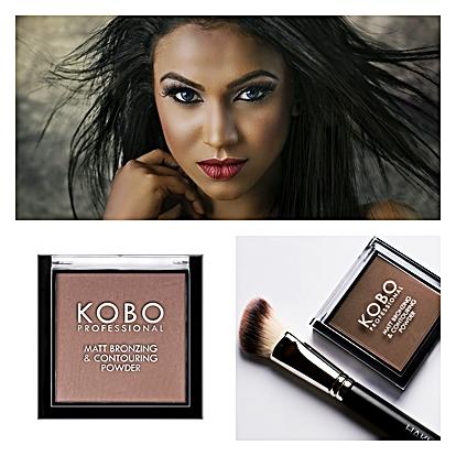 Kobo Bronzer Matt Bronzing Sahara Sand 308