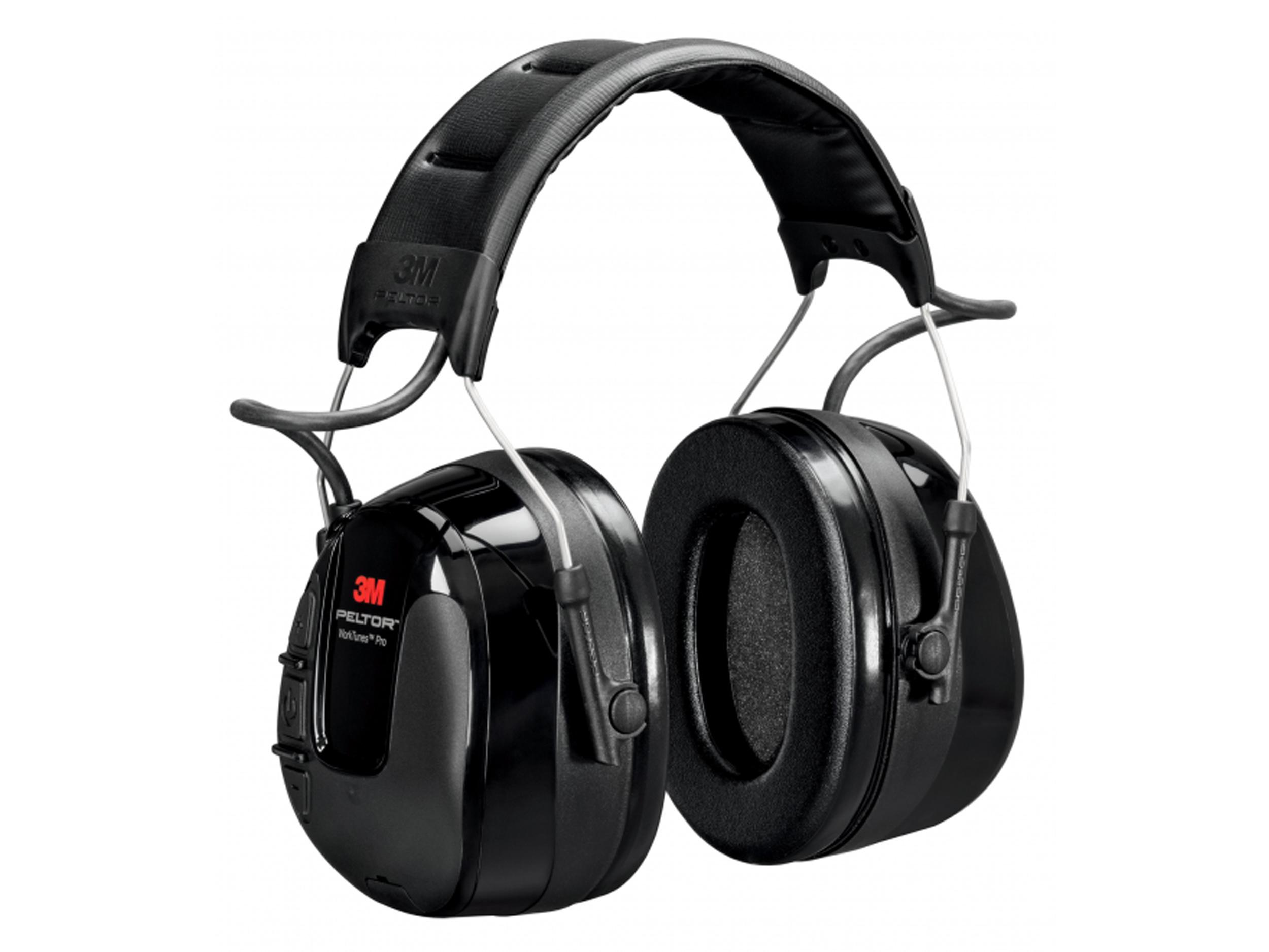 Chránič sluchu 3M PELTOR Work_Tunes O rádio