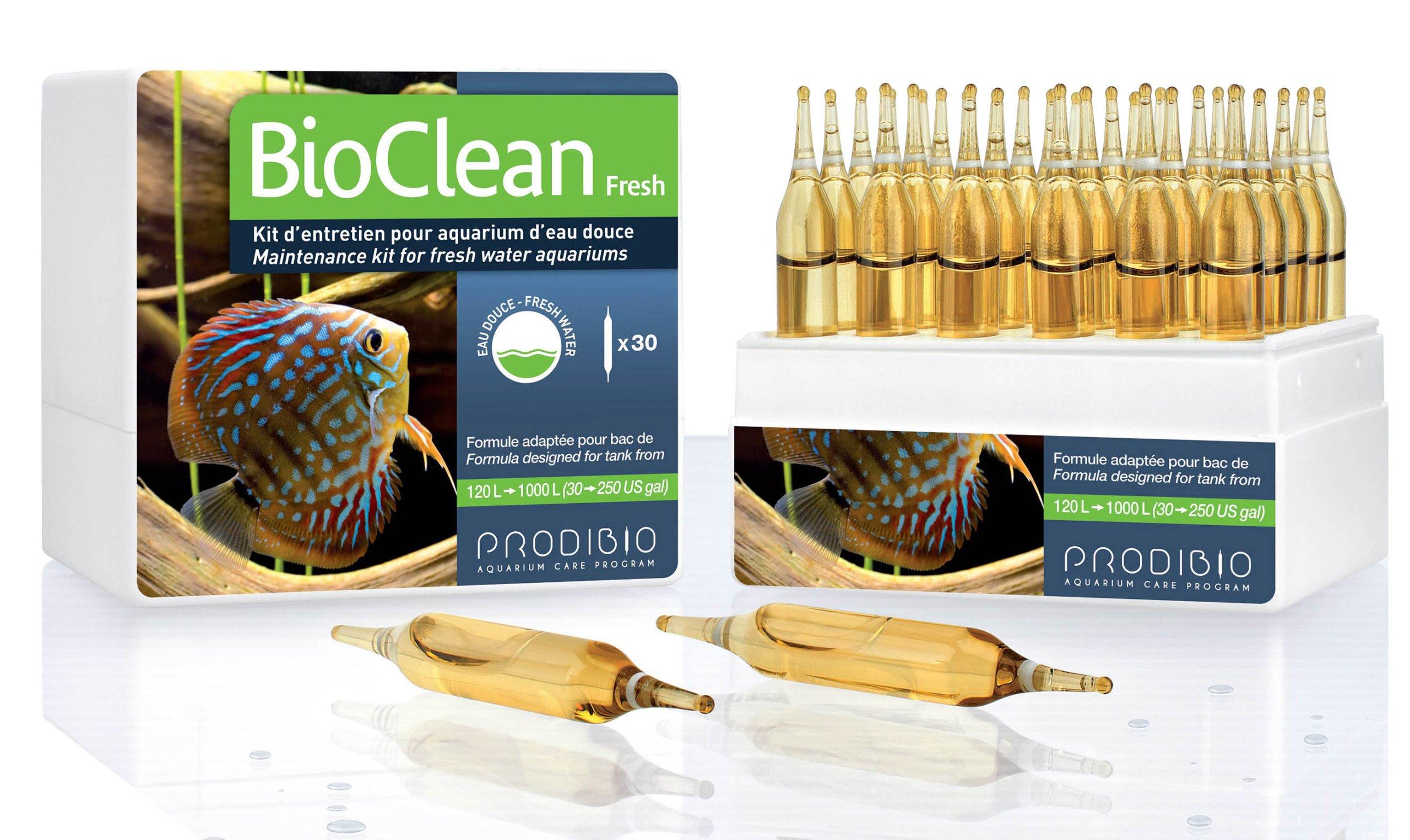 PRODIBIO BioClean Čerstvé 30pcs BAKTÉRIE PRVKY