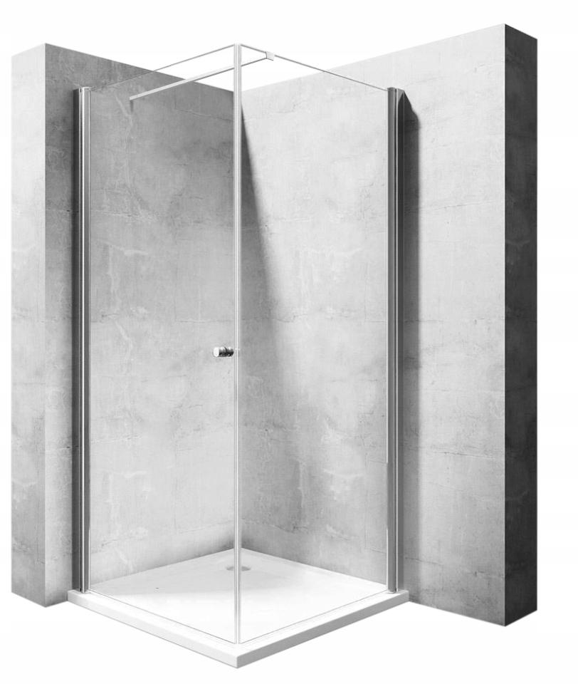 Sprchová kabína Výklopná škrupina MAXIM 90x90 L