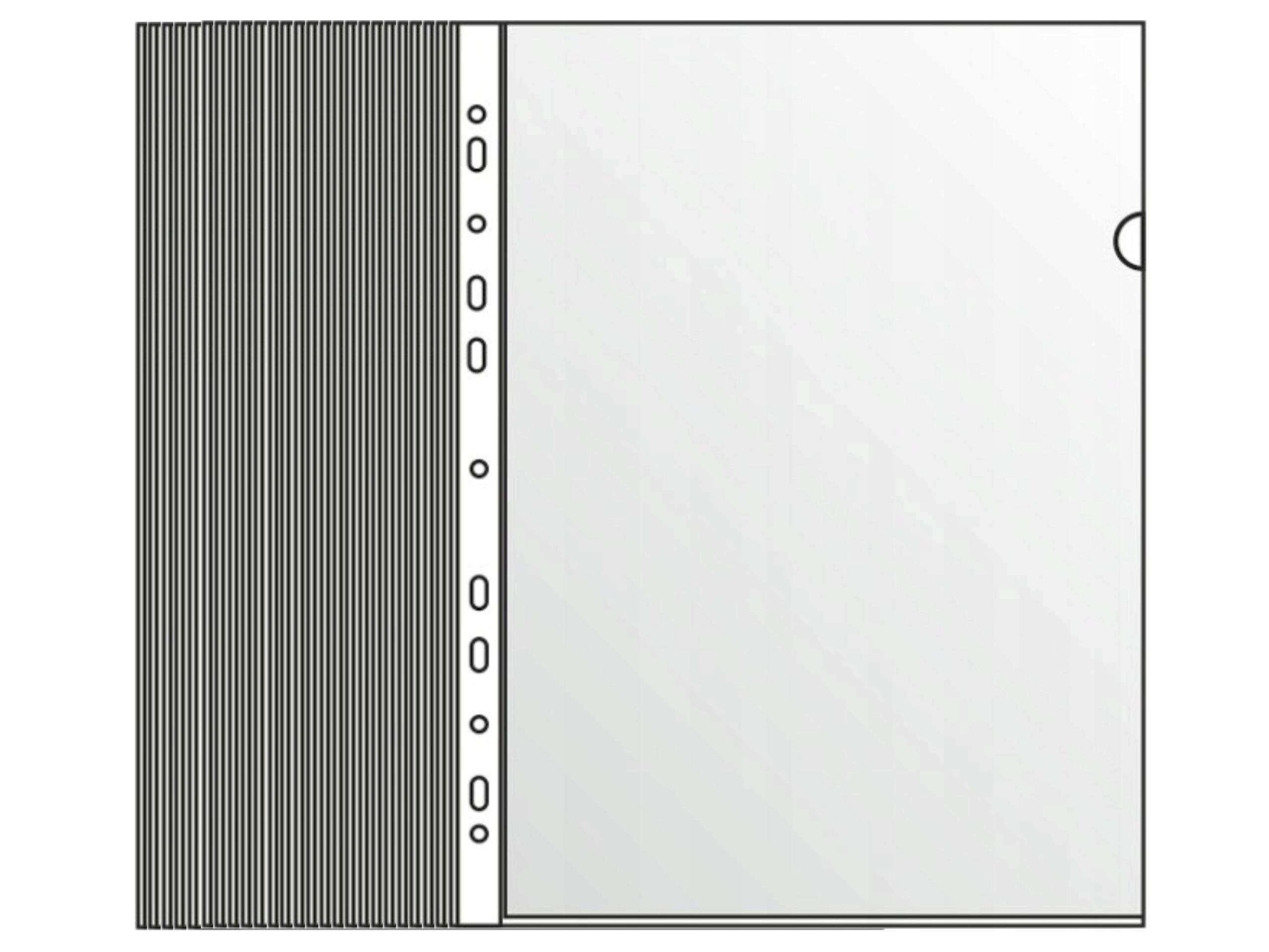 Item Ofertówka t-shirt wpinana hard PVC A4 Have 25pcs
