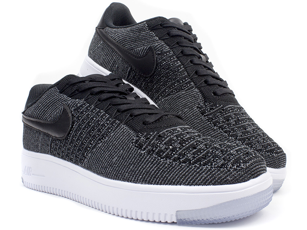 Nike Air Force 1 Flyknit Low 820256 001 r. 40.5