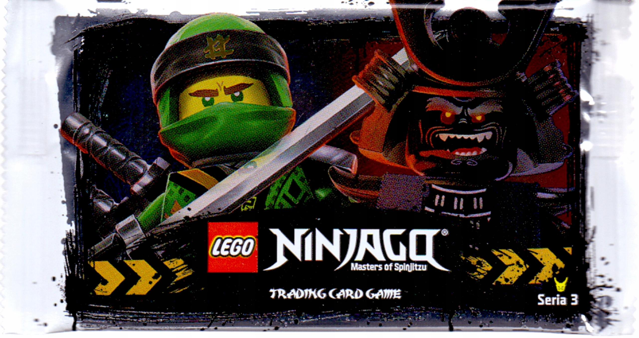Ninjago Masters of Spinjitzu Sachet 5 kariet