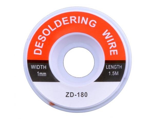 Лента всасывающая плетенка для rozlutowywania 3.0 мм