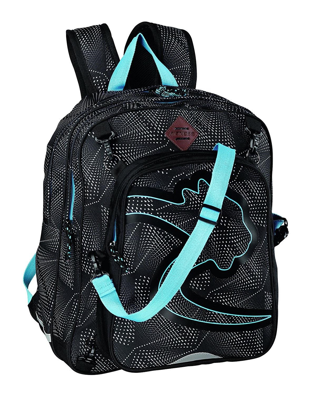 030f006179da9 AIRNESS plecak młodzieżowy szkolny 2 komory 100 7158529401 - Allegro.pl