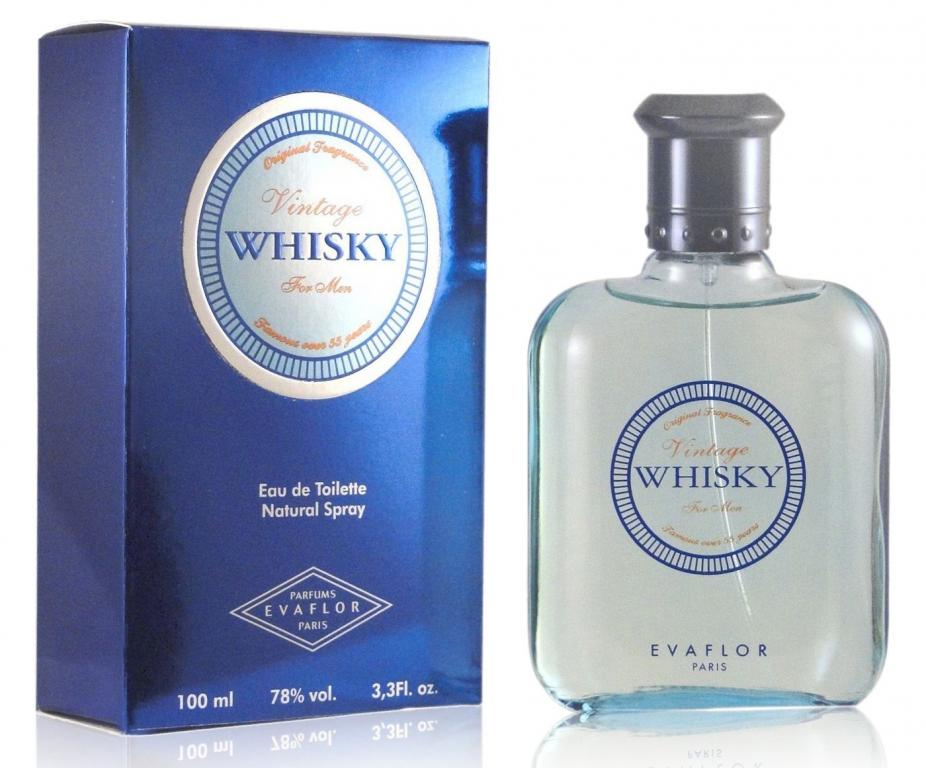 Evaflor Whisky Vintage Mužov 100 ml EDT / B. SILNÉ