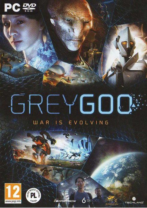 Купить Grey Goo War is Развитие BOX на Otpravka - цены и фото - доставка из Польши и стран Европы в Украину.