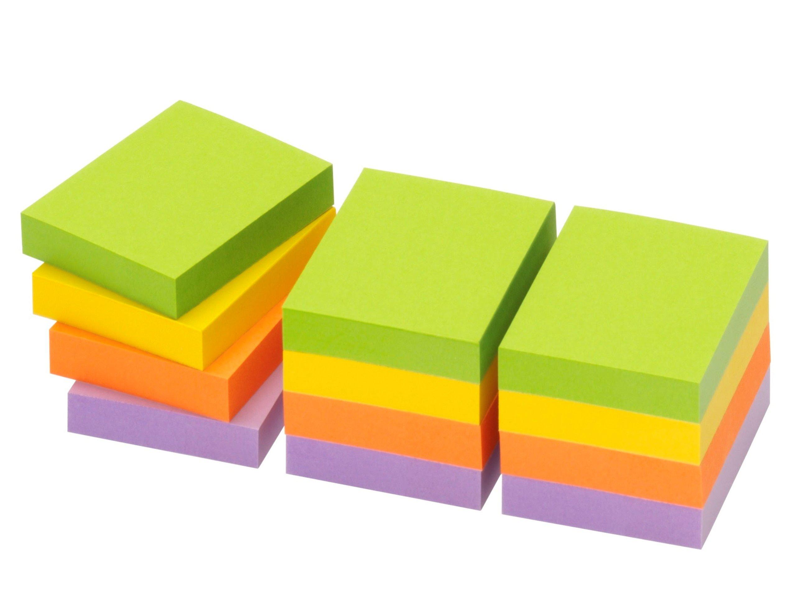 Item 12x paper block SPRING 50x40