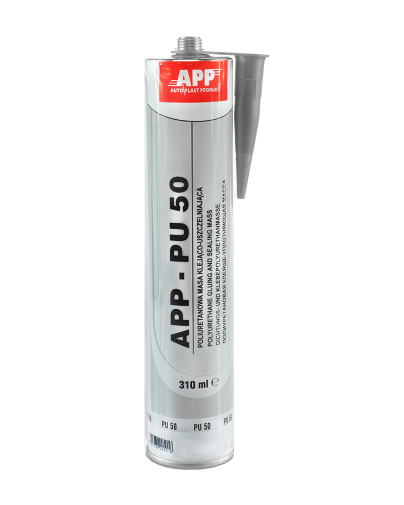 APP PU50 полиуретановая масса клеевых СЕРЫЙ 310ml