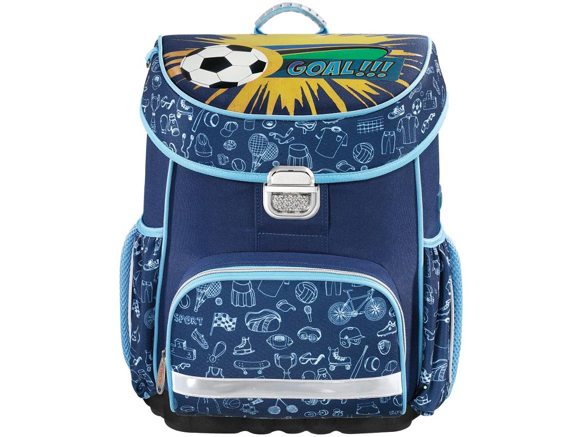 139069 Hama Light Soccer School Bag