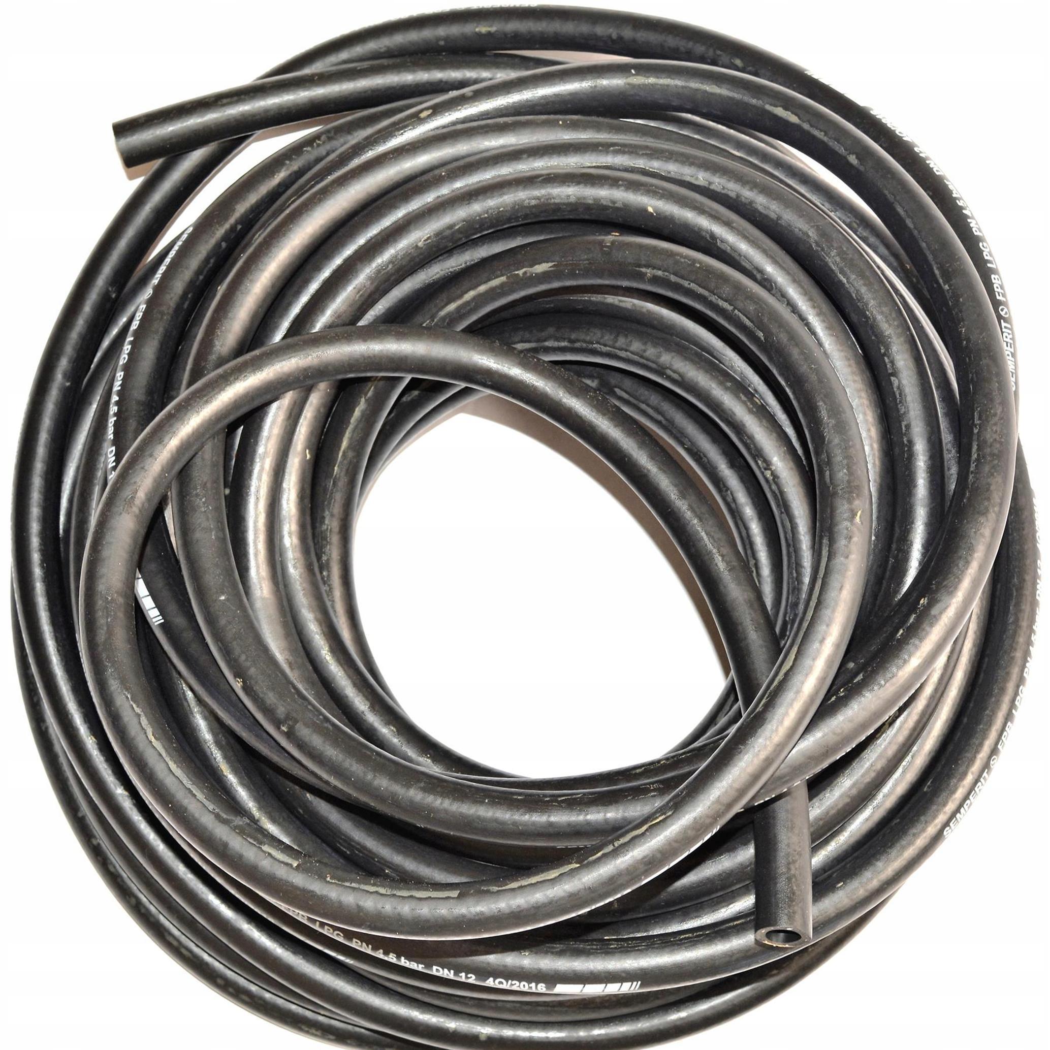 шланг кабель газовый снг fi 12mm semperit