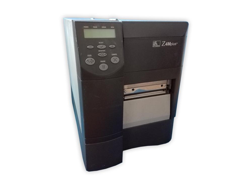 Zebra Z4MPLUS 203 DPI Printer !!!
