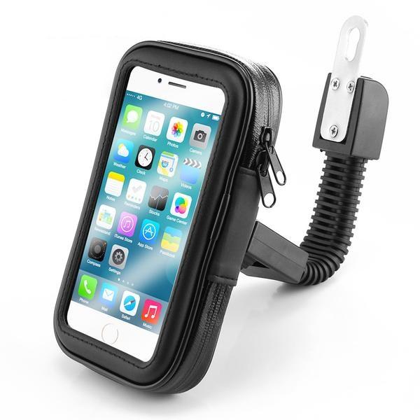 Uchwyt + Etui na Telefon do Motor Skuter Motocykl