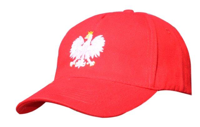 Poľský klobúk pre futbalový fanúšik Patriot