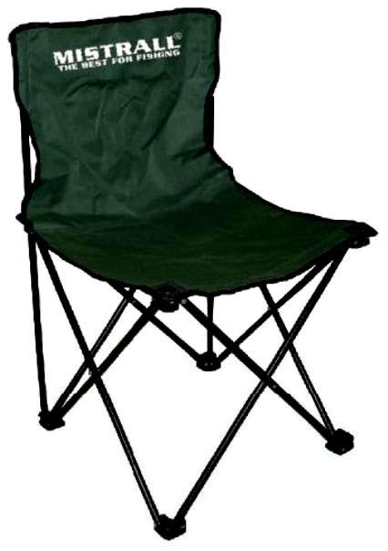 Stolička s operadlom rybárskej stoličky Mistorl R.S