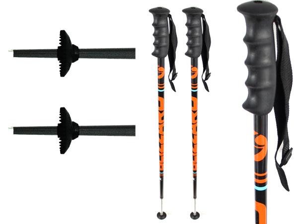 BLIZZARD RACE lyžiarske palice 7001/UHLÍKA 115 cm