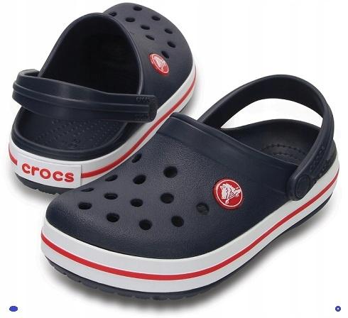 świetne dopasowanie znana marka na sprzedaż online NOWE buty Crocs dla dziecka rozmiar 33-34 - 7717106320 ...