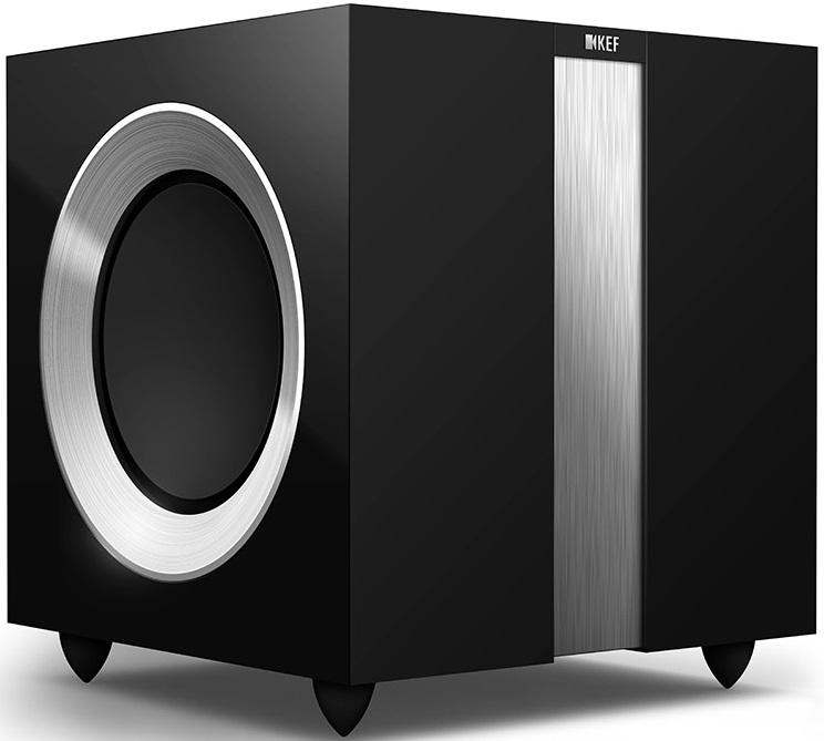 Kef R400b Piano Black High Gloss Ultimate Audio