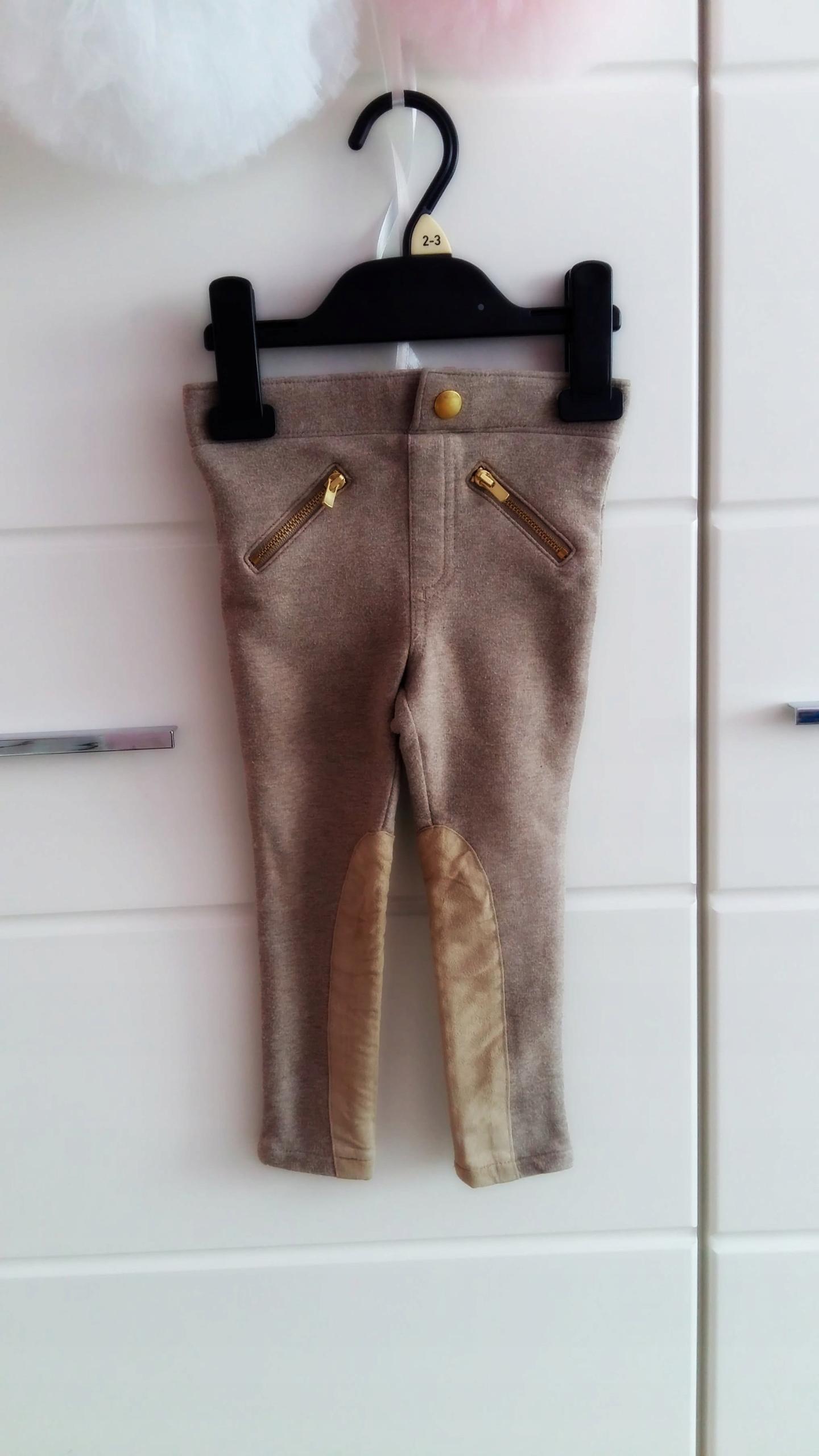 H&M Rurki spodnie IDEAŁ rozmiar 92 cm 7643202953