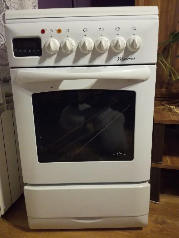 Kuchnia Gazowa Mastercook Classa Plus 7770288170