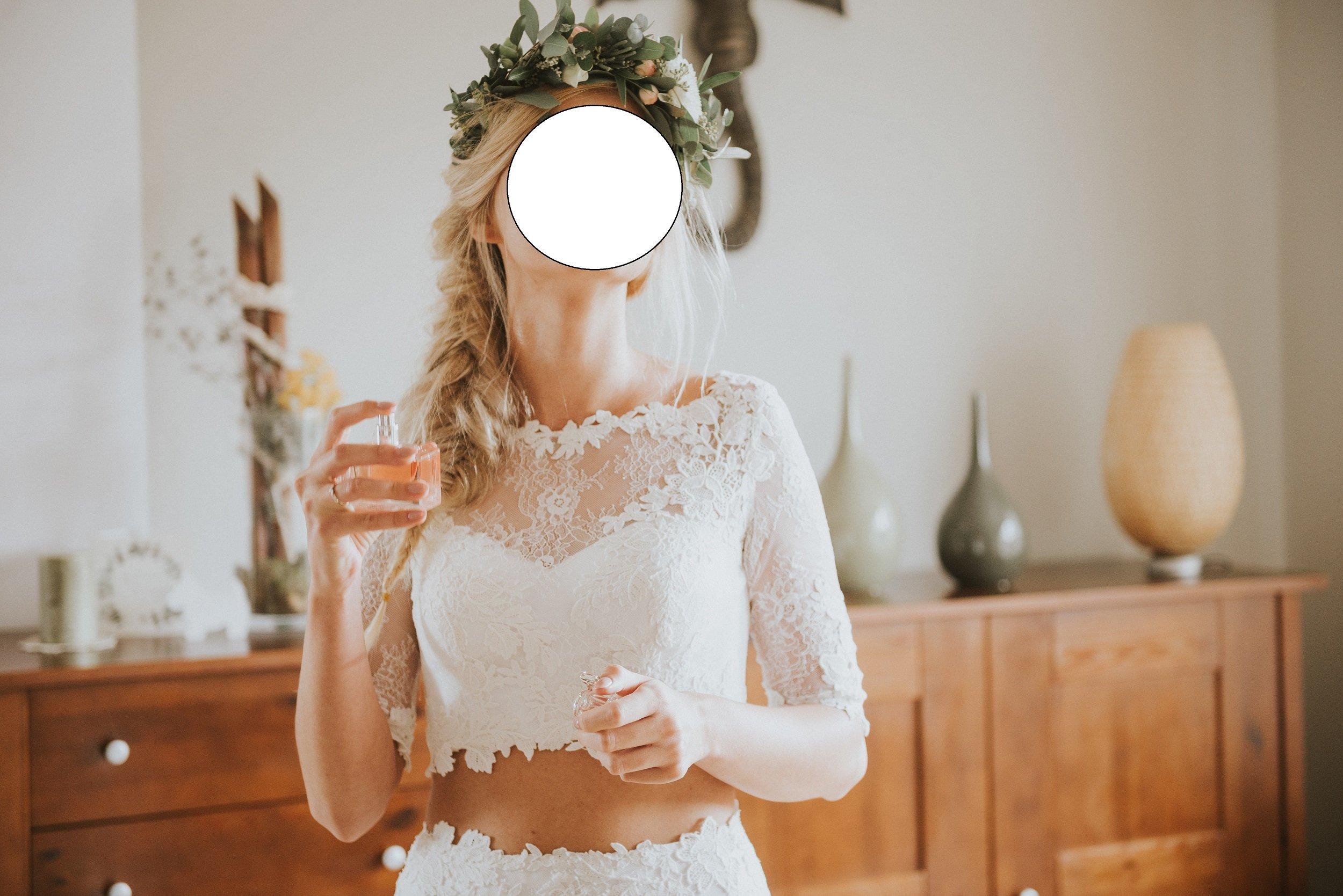 8c88c629f1 Suknia ślubna Boho Koronkowa Lillian West 6441 7040162499