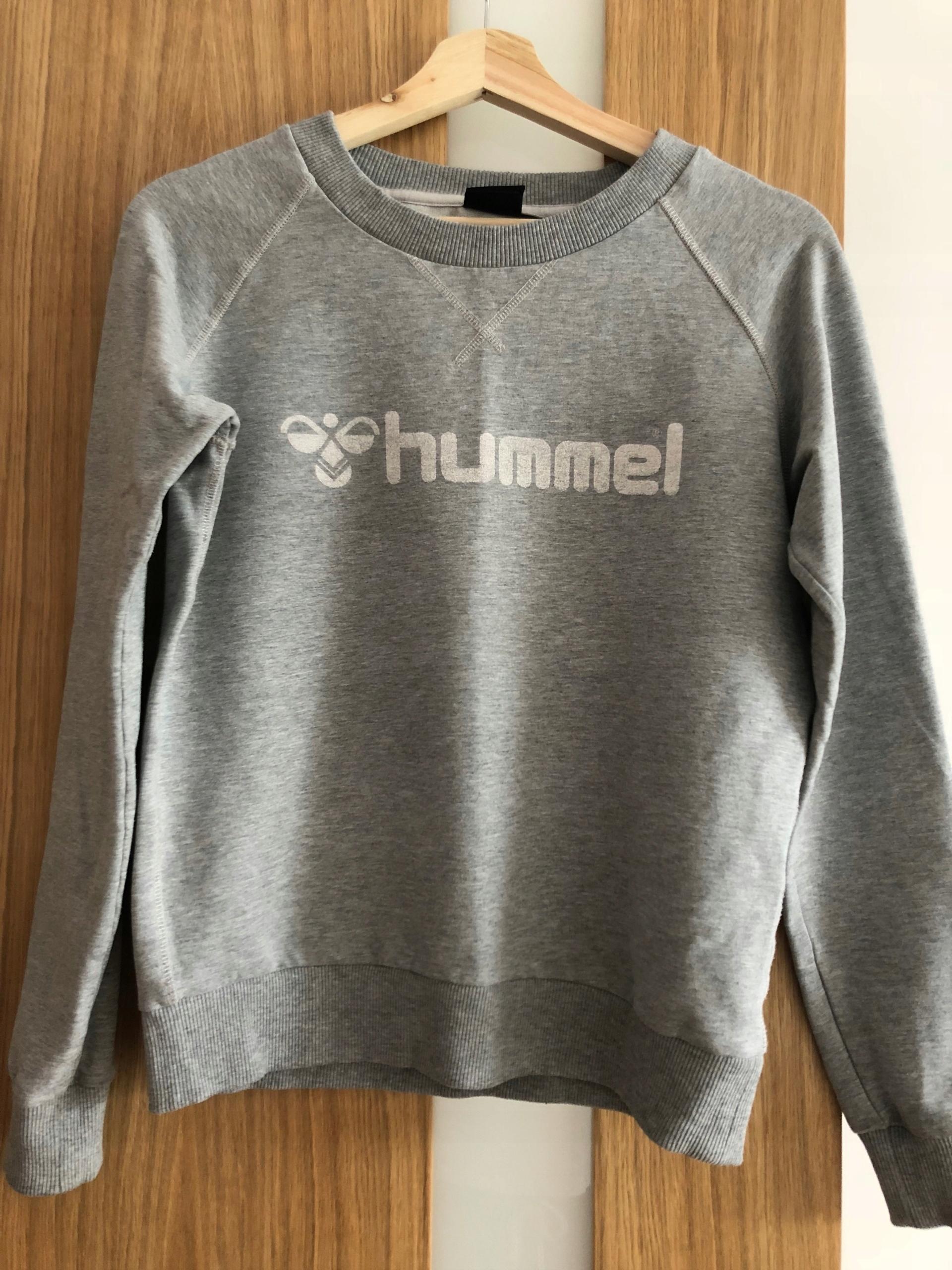buty skate tania wyprzedaż najlepszy design Bluza Hummel Szara - 7549396144 - oficjalne archiwum allegro